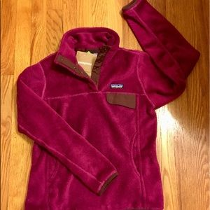 NWT Patagonia Re-Tool Women's Pullover Fleece (s)